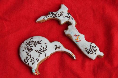 Peters neuseeländische Pfefferkuchen