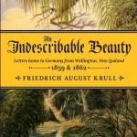"""""""Indescribable Beauty"""", Ausschnitt aus der Buchfront"""