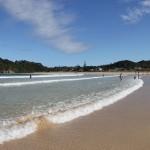 Matapouri Sanfter Surf