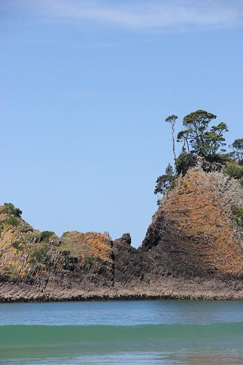 Die Pungapunga Insel