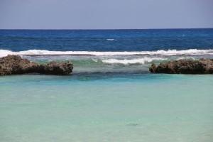 Eton Beach - Das blaue Loch