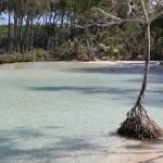 Eton Beach - kleinkindgeeignete Seichtheit
