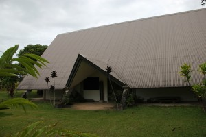 Church Museum Nambatu