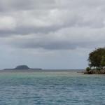 Eretoka - Hat Island in Sicht