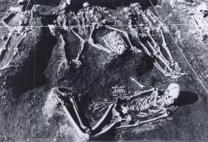 Roi Mata Begräbnisstätte - Garanger