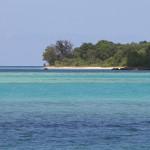 Vanuatu in Türkis