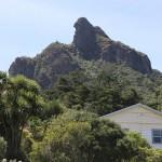Castle Rock, oberhalb von Mcgregors Bay