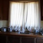 Die Küchenzeile eines Literaten