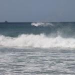 Wipe-out am Ocean Beach