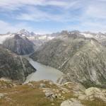 Am Grimselpaß, Berner Oberland