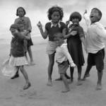 Eine Gruppe von Maori Kindern 1939 - ATM Ref: 1/4-003343-F