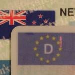 Führerscheine: D NZ