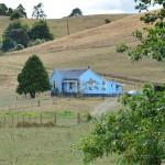 Farmhaus im Waikato