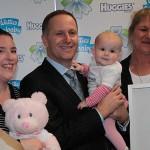 The Right Honrouable John Key, Wahlsieger 2014