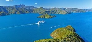 Durch die Marlborough Sounds (c) Rob Suisted