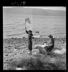 Neuseeländische Soldatinnen, Zweiter Weltkrieg