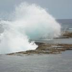 Tonga blowhole
