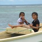 Tonga girls