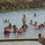 Nuku'alofa: letzter Schultag