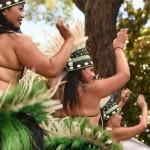 Die Cook Inseln sorgten fuer einen der Hoehepunkte am Samstag