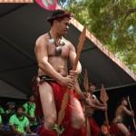 Starke Maenner von den Cook Inseln
