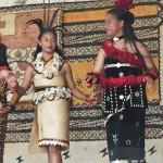 Tonganischer Tanz vorgefuehrt von der Papakura Youth Group.