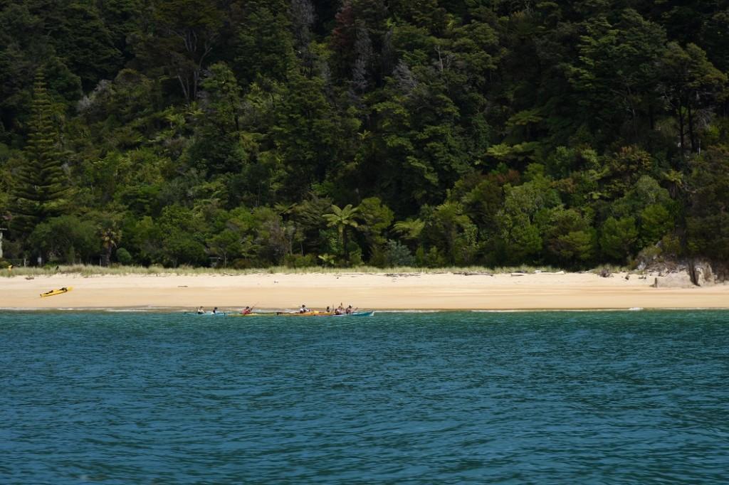 Ein Paradies für Kayaker