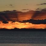 Sonnenaufgang über Marahau (c) NZ2Go.de