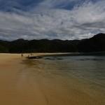 Torrent Bay - 'überlaufen' ist ein relativer Begriff