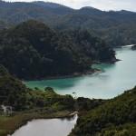 Die Torrent Bay Lagune