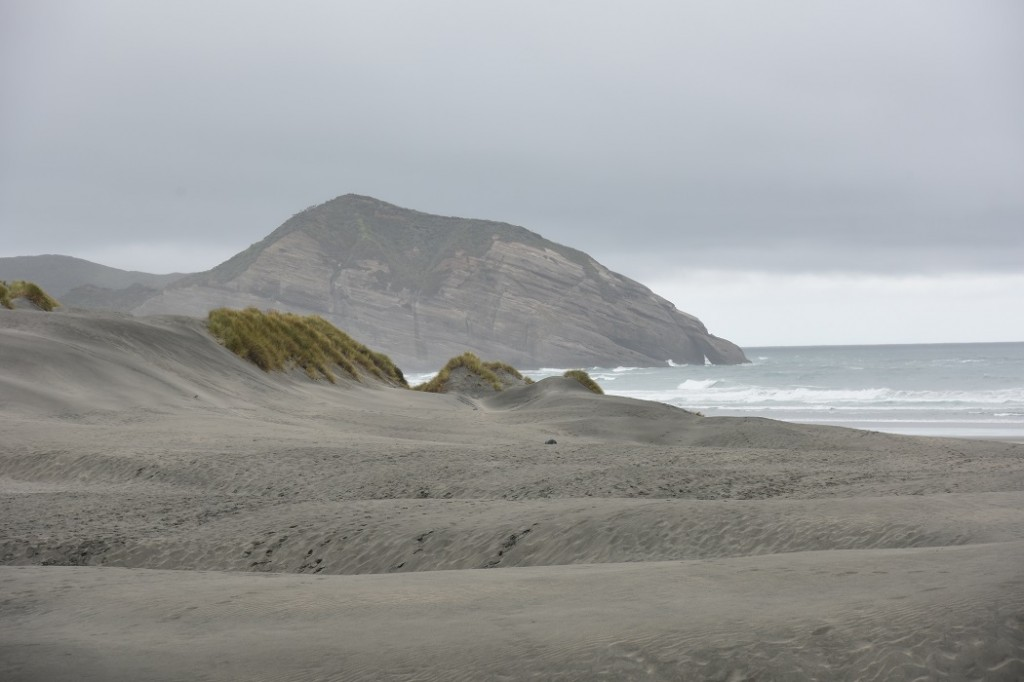 Die Dünen von Wharariki markieren den nördlichsten Punkt der Südinsel