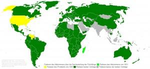 Flüchtlingskonvention der UNO
