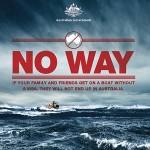 No Way Australia (c) Customs Australia