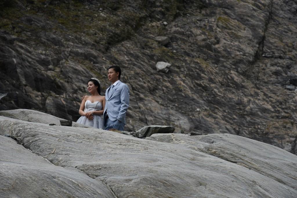 Auf Hochzeitsreise zum Gletscher? (c) Nz2Go.de