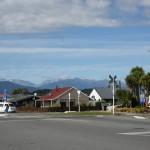 Auf dem Weg zu den Gletschern: Hokitika (c) NZ2Go.de