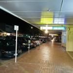 Eher menschenleer: Inner City bei Nacht (c) unterkiwis.de