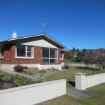 Nett - Häuser an der Malfroy Rd, Rotorua (c) unterkiwis.de