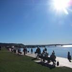 Rotoruas Uferpromenade im Winter (c) unterkiwis.de