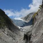 Vom Eis glatt geschliffener Fels (c) NZ2Go.de