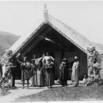 Hinemihi Marae in Te Wairoa (c) ATL Wellington