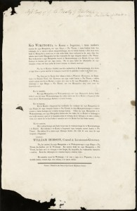 Vertrag von Waitangi in Maori (c) ATL Wellington